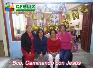 Premiacion Bco Caminando con Jesus