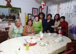 Premiación con Compartir Navideño a Bco Amigos por Siempre