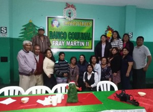 Premiación Bco Fray Martin II