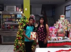 Premiación Bco Samanco