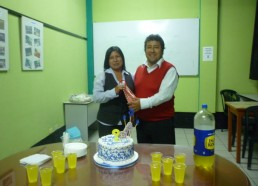 Cumpleaños de Lourdes