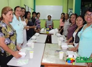 Marzo - Celebrando el cumpleaños de nuestra directora: Eco. Celia Guevara