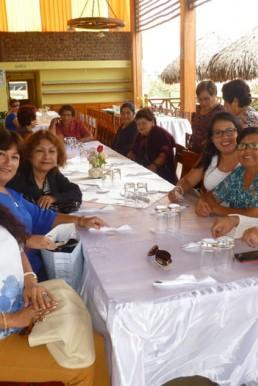 Almuerzo Navideño Comité Central